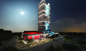Hotel and Cultural Center Project, Kadikoy_2010